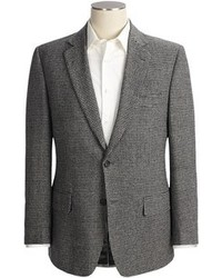 Haspel houndstooth sport coat medium 99768