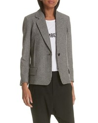 Nili Lotan Humphrey Wool Blend Jacket