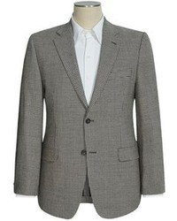 Lauren by ralph lauren houndstooth sport coat lambswool medium 99769
