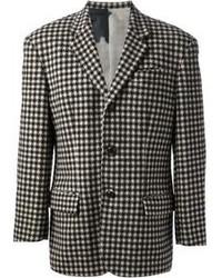 Vintage houndstooth blazer medium 99770