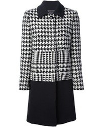 Dinou Houndstooth Coat