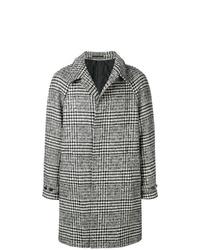 Z Zegna Single Breasted Oversized Coat