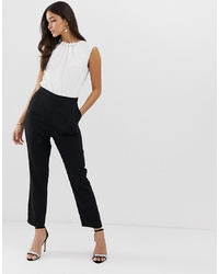 Ted Baker Roziee Pearl Neck Jumpsuit