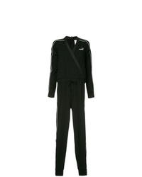 Puma X Karl Side Logo Stripe Jumpsuit
