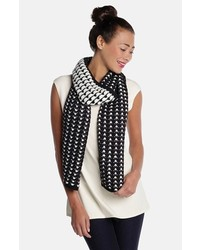 Nic+Zoe Textured Knit Scarf