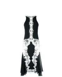 Lace trim dress medium 7605283