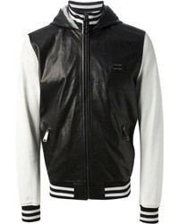 Philipp plein varsity jacket medium 23337