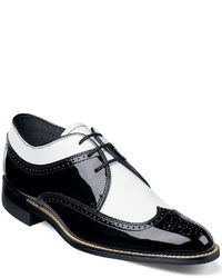 Stacy Adams Dayton Wing Tip Lace Up Shoes Shoes