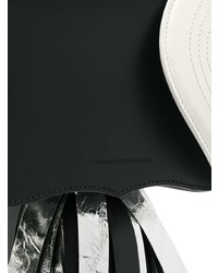 Calvin Klein 205W39nyc Contrast Clutch Bag
