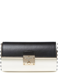 Marc Jacobs Plexi Colorblock Clutch