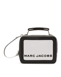 Marc Jacobs Black And White The Box Bag