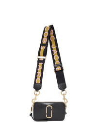 Marc Jacobs Black Small Snapshot Camera Bag