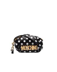 Moschino Polka Dot Belt Bag
