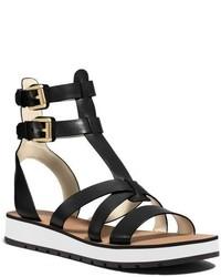 Michael Kors Michl Kors Judie Leather Gladiator Sandal