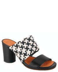 Chie Mihara Itaichi Leather Heeled Sandals