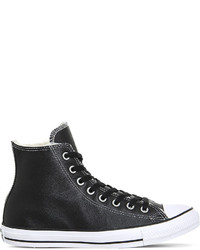 Converse Allstar High Top Leather Trainers