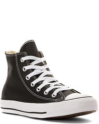 Chuck taylor leather high top sneaker medium 846550