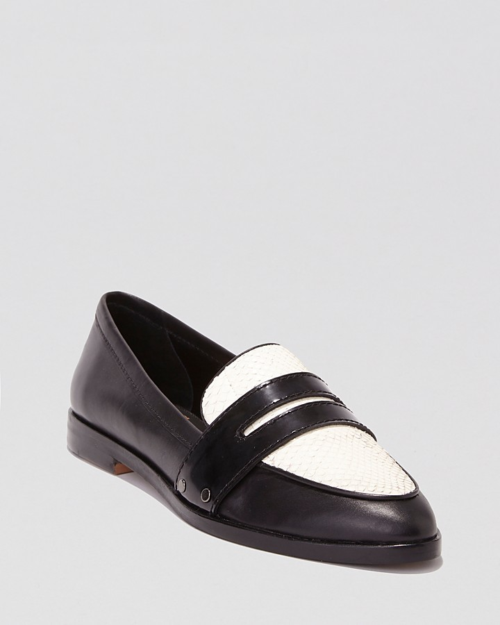 Dolce Vita Flat Penny Loafers Umbria Where To Buy How To Wear