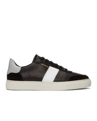 Axel Arigato Black And White Dunk 20 Sneakers