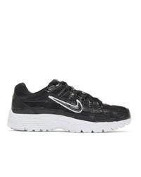 Nike Black P 6000 Sneakers