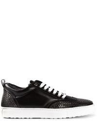 DSquared 2 Studded Low Top Sneakers