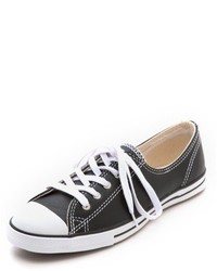 Fancy leather sneakers medium 116284