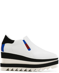 Stella McCartney Sneak Elyse Platform Shoes