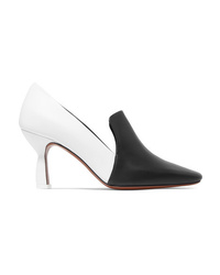 Neous Rid Two Tone Leather Pumps