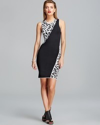 Torn by ronny kobo dress natasha animal jacquard medium 103107