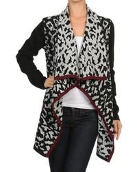 Thml snow leopard cardi medium 426674