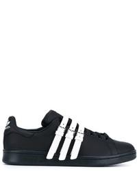 Adidas By Raf Simons Stan Smiths With White Straps