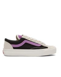Vans Black And Grey Og Style 36 Sneakers