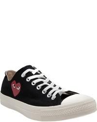 Comme des Garcons Comme Des Garons Play Low Top Sneakers