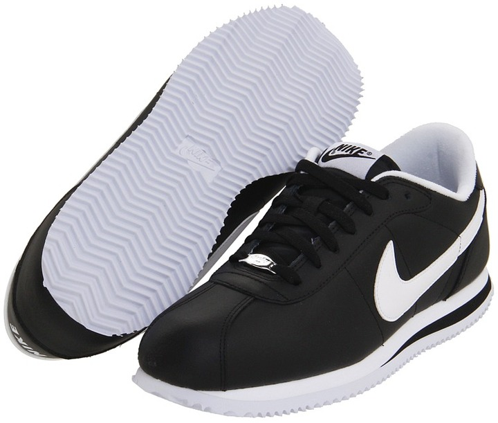 nike cortez leather shoes