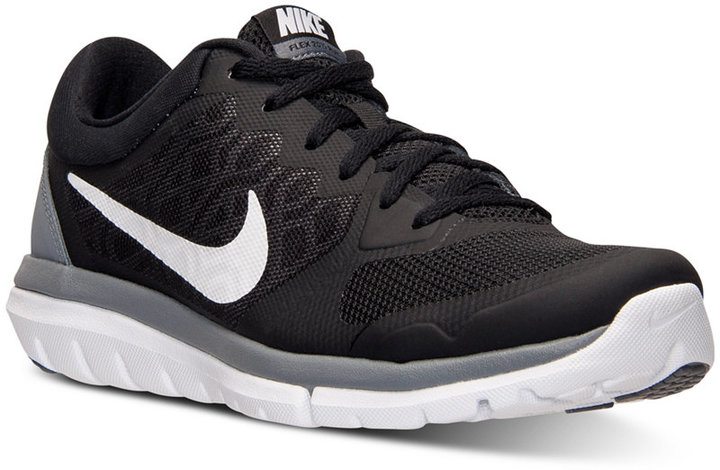 1b8967caa75d ... Nike Flex Run 2015 Running Sneakers From Finish Line ...