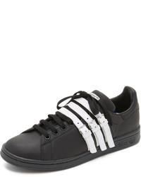 Raf simons stan smith strap sneakers medium 453463