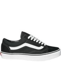 Vans Old Skool Blackwhite Fashion Sneakers