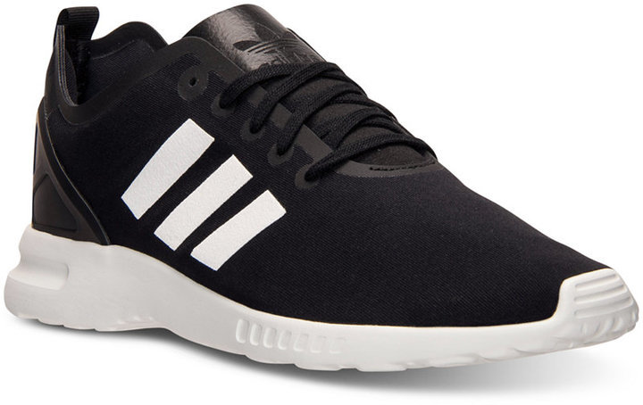 new style 2adae 96cf3 $89, adidas Zx Flux Smooth Running Sneakers From Finish Line