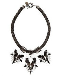 Black White Collection Necklace