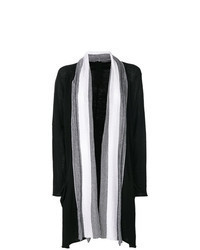 Black and white open cardigan original 9275308