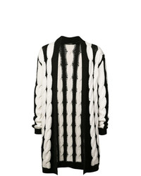 Balmain Twists Knitted Cardigan