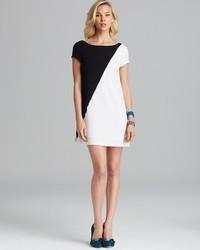 Dress serina color block medium 18433