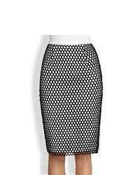 Black and white pencil skirt original 4380071