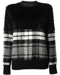 Drome Check Sweater