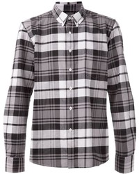 Crosby plaid shirt medium 117176