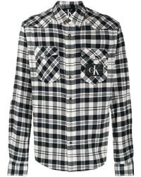 Calvin Klein Jeans Western Check Shirt
