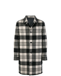 AMI Alexandre Mattiussi Patch Pockets Car Coat