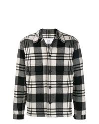 AMI Alexandre Mattiussi Buttoned Casual Jacket