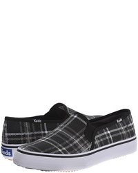 Keds Double Decker Plaid