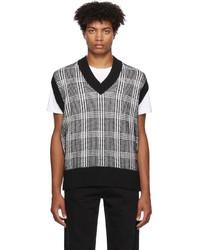 Schnayderman's Wool Check Vest